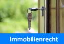 Immobilienkauf: Was ist unter Auflassung und Auflassungsvormerkung zu verstehen?