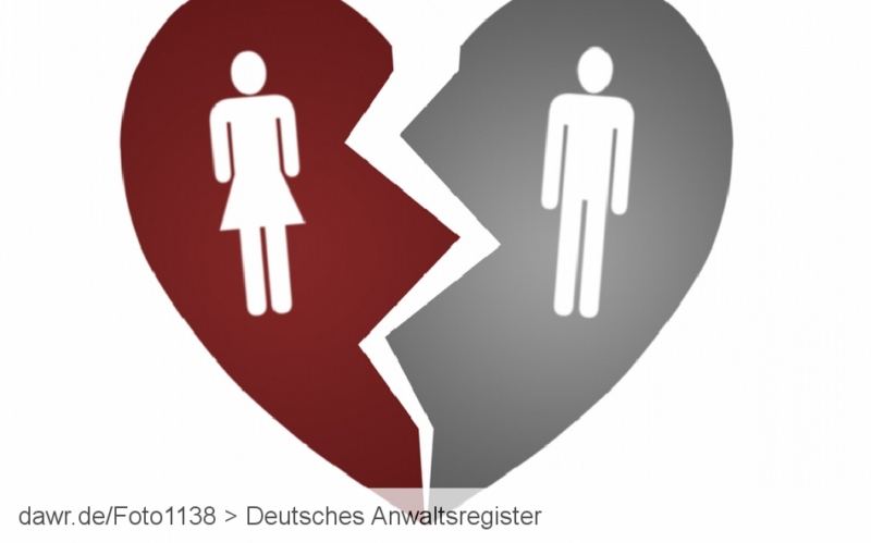 Zahlt die Rechtsschutzversicherung die Scheidung?